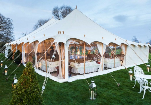 7 Different Tent Types For Your Wedding Reception From Karen With